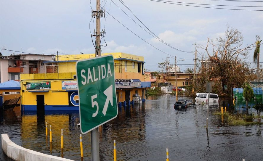 Slow Violence and Disaster Capitalism: Puerto Rico after Hurricane Maria