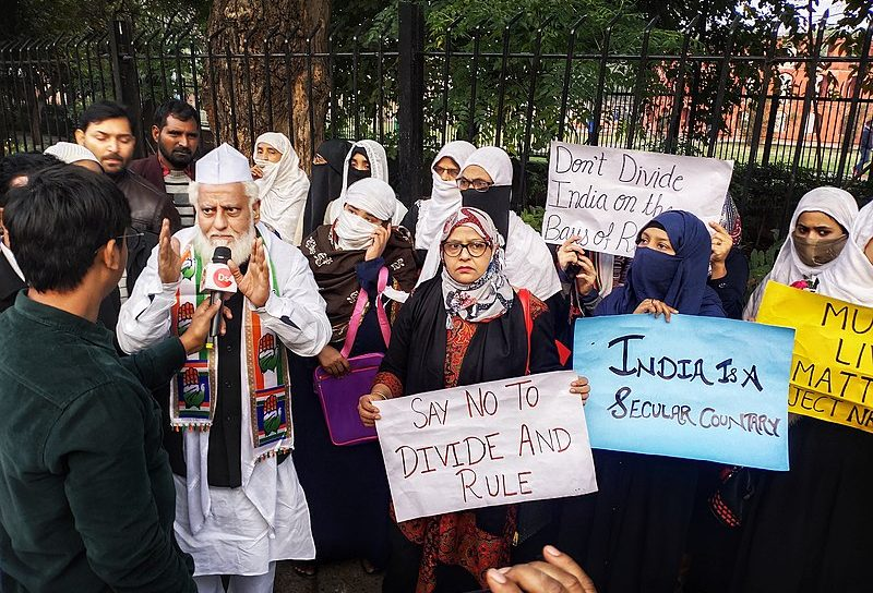 Rise of Islamophobia in India