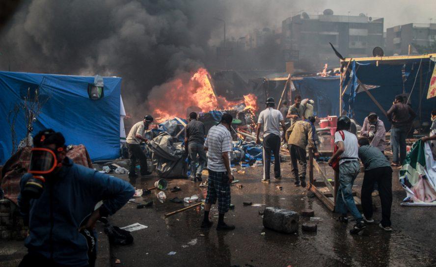 Ending the Logic of Violence in Massacres